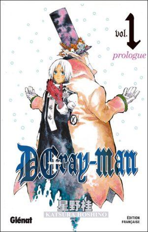 D.Gray-Man (NE) T.01 | 9782723491921