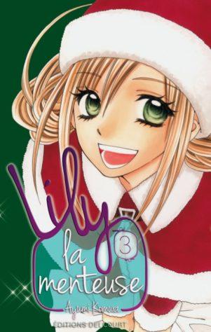 Lily La Menteuse T.03 | 9782756028774