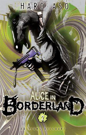 Alice in Borderland T.02 | 9782756037042