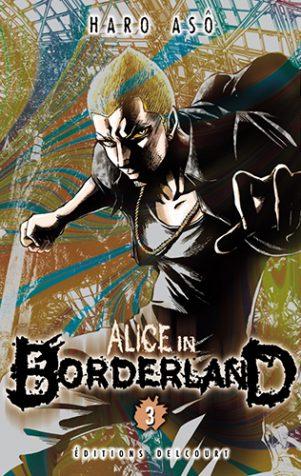 Alice in Borderland T.03 | 9782756037059