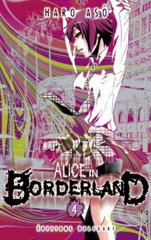 Alice in Borderland T.04 | 9782756037066