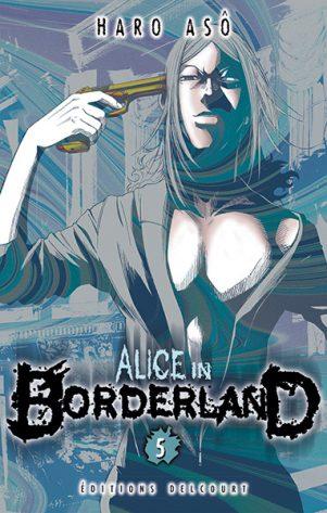 Alice in Borderland T.05 | 9782756037073
