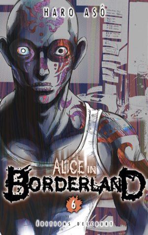 Alice in Borderland T.06 | 9782756052458