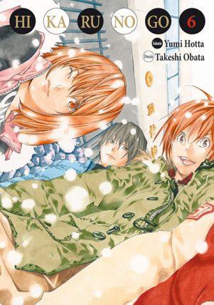 Hikaru no Go - Ed. Deluxe T.06 | 9782756055121