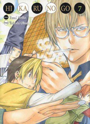 Hikaru no Go - Ed. Deluxe T.07 | 9782756056029