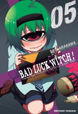 Bad Luck Witch T.05   9782756056203