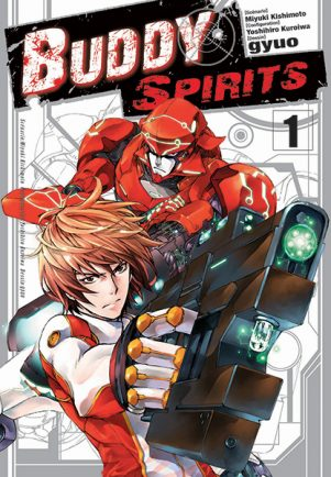 Buddy Spirits T.01 | 9782756056302