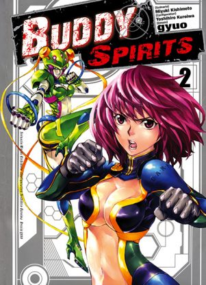 Buddy Spirits T.02 | 9782756056319