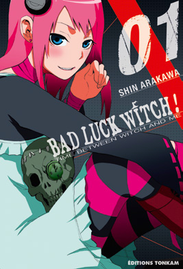 Bad Luck Witch T.01 | 9782756056418