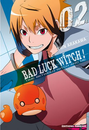 Bad Luck Witch T.02   9782756056425