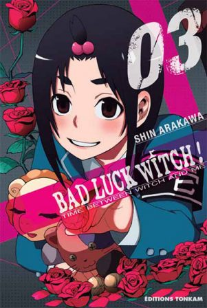 Bad Luck Witch T.03   9782756056432