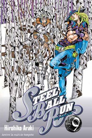 Jojo's Bizarre Adventure - Part.7 - Steel Ball Run T.09 | 9782756056883