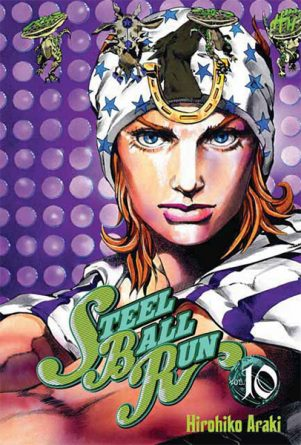 Jojo's Bizarre Adventure - Part.7 - Steel Ball Run T.10 | 9782756056890