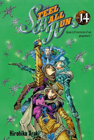 Jojo's Bizarre Adventure - Part.7 - Steel Ball Run T.14 | 9782756056937