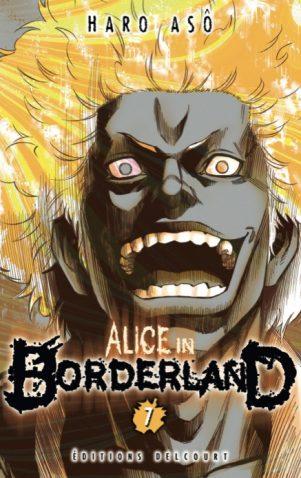 Alice in Borderland T.07 | 9782756057538