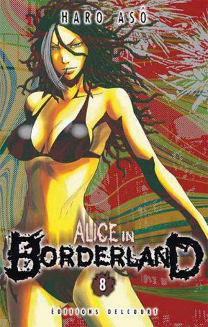 Alice in Borderland T.08 | 9782756060309