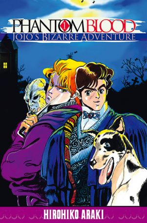 Jojo's Bizarre Adventure - Part.1 - Phantom Blood T.01 | 9782756061030