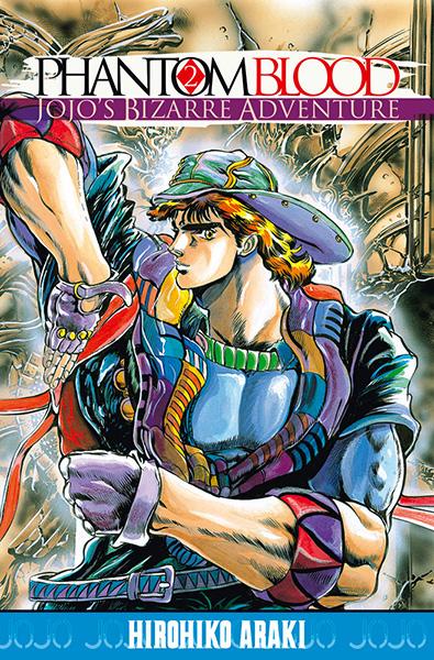 Jojo's Bizarre Adventure - Part.1 - Phantom Blood T.02 | 9782756061818