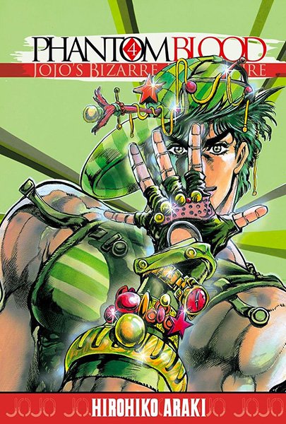 Jojo's Bizarre Adventure - Part.1 - Phantom Blood T.04 | 9782756061849
