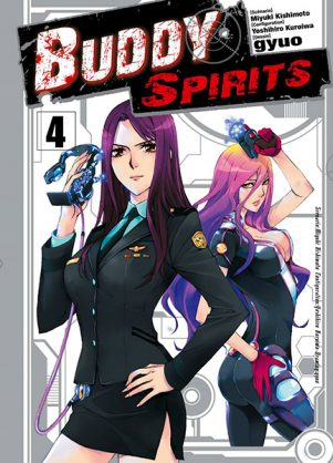 Buddy Spirits T.04 | 9782756061900