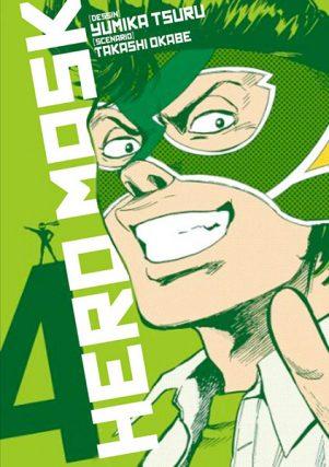 Hero Mask T.04 | 9782756061924