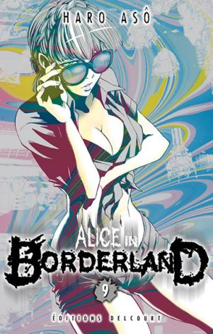 Alice in Borderland T.09 | 9782756065441