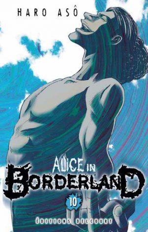 Alice in Borderland T.10 | 9782756068589