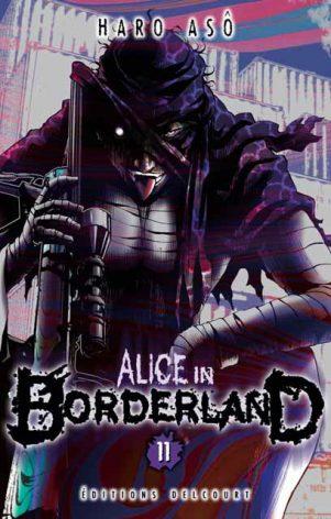 Alice in Borderland T.11 | 9782756068596