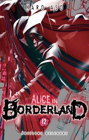 Alice in Borderland T.12 | 9782756068602