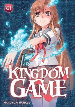 Kingdom Game T.01   9782756071800