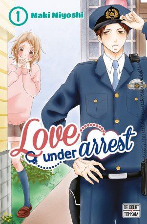 Love under arrest  T.01 | 9782756075761