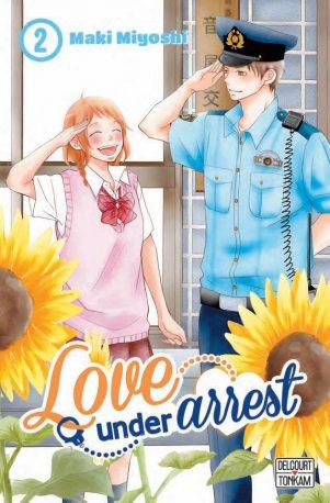 Love under arrest  T.02 | 9782756075778