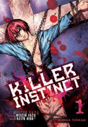 Killer Instinct T.01 | 9782756076652