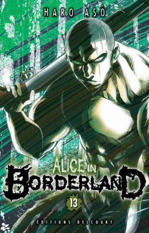Alice in Borderland T.13 | 9782756076904