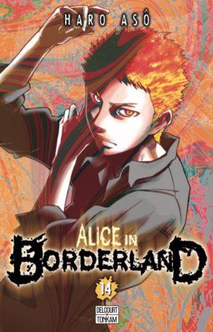 Alice in Borderland T.14 | 9782756077666