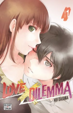Love x Dilemma  T.01 | 9782756081489
