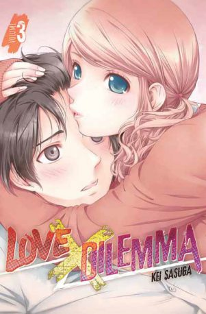 Love x Dilemma  T.03 | 9782756081526