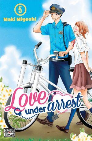 Love under arrest  T.05 | 9782756082356