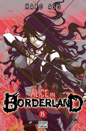 Alice in Borderland T.15 | 9782756082714