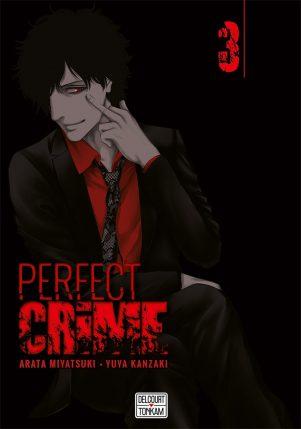 Perfect Crime  T.03 | 9782756086705