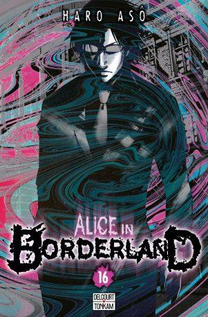 Alice in Borderland T.16 | 9782756086729