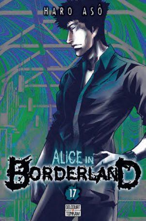 Alice in Borderland T.17 | 9782756086736