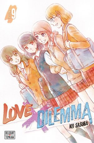 Love x Dilemma  T.09 | 9782756095288