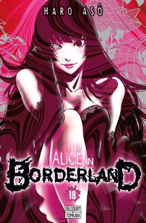 Alice in Borderland T.18 | 9782756095455