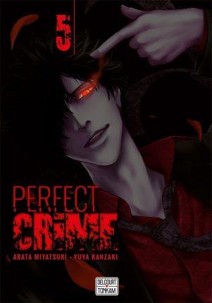 Perfect Crime  T.05 | 9782756096353