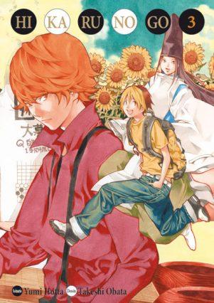Hikaru no Go - Ed. Deluxe T.03 | 9782759505678