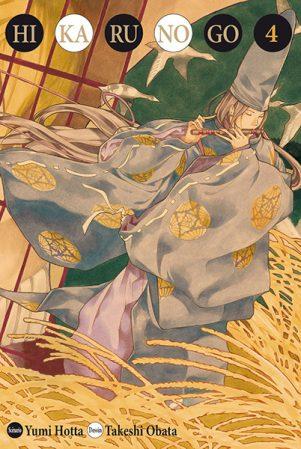 Hikaru no Go - Ed. Deluxe T.04 | 9782759505685