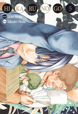 Hikaru no Go - Ed. Deluxe T.05 | 9782759505692