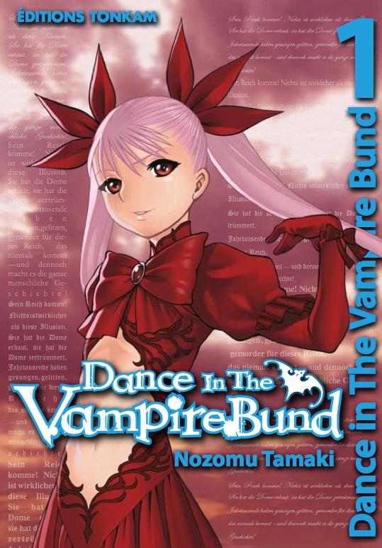 Dive in the Vampire Bund T.01 | 9782759507948
