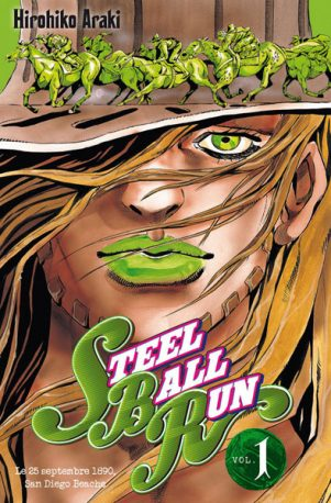 Jojo's Bizarre Adventure - Part.7 - Steel Ball Run T.01 | 9782759509560